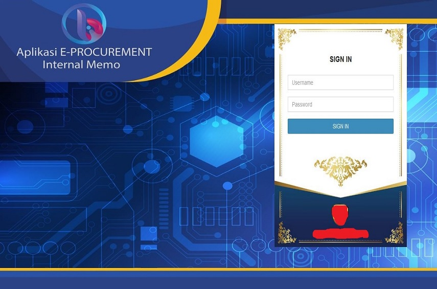 Aplikasi E-Procurement Internal Memo Basis Web V.1.0